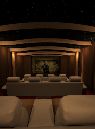 Cinema 3D Design