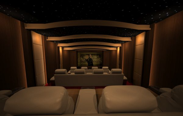 Cinema 3D Design